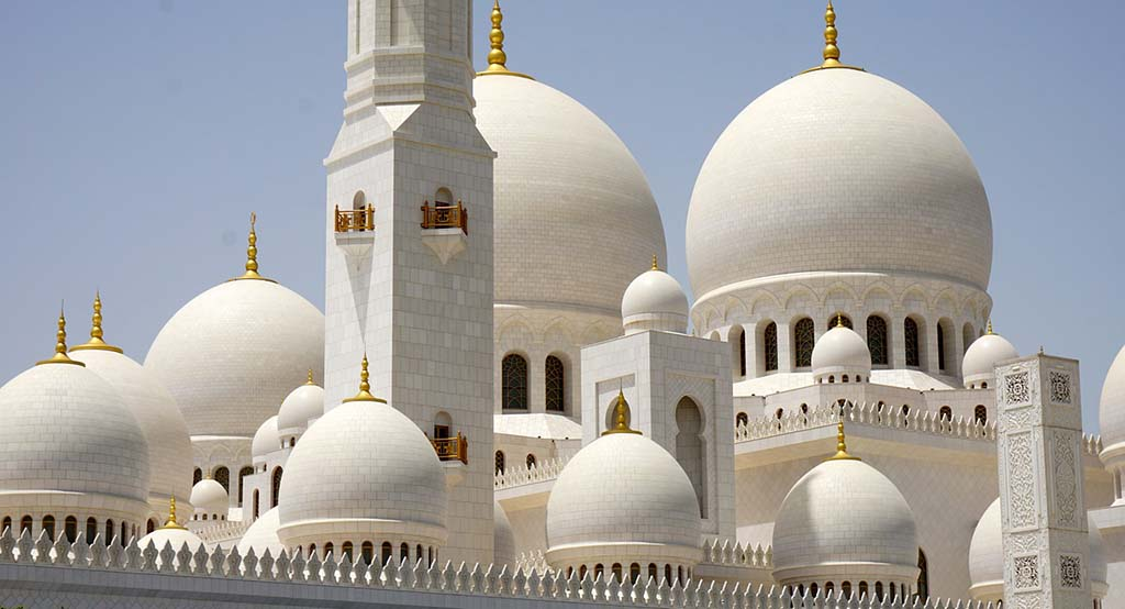 Sheikh Zayed Mosque: This is one of the Islamic world's most stunning architectural gems   Outside Suburbia