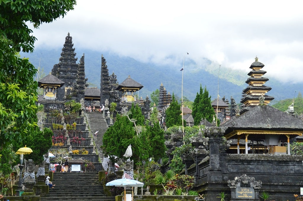 Besakih Temple, Indonesia