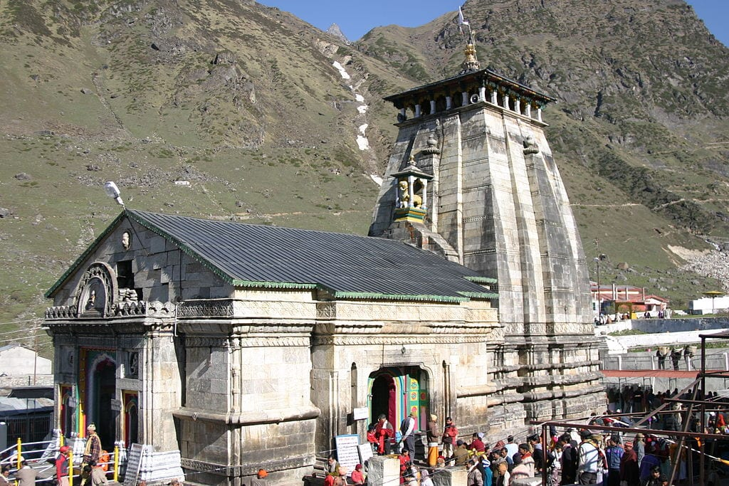 Kedarnath Temple, India