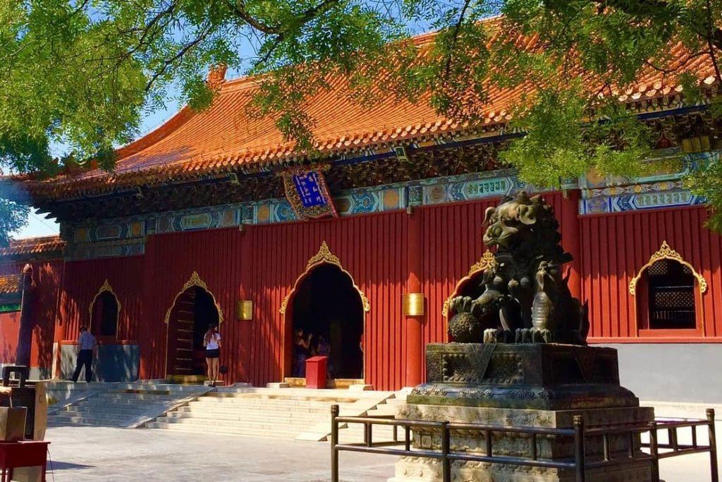 Lama Temple (Yonghe Temple), Beijing