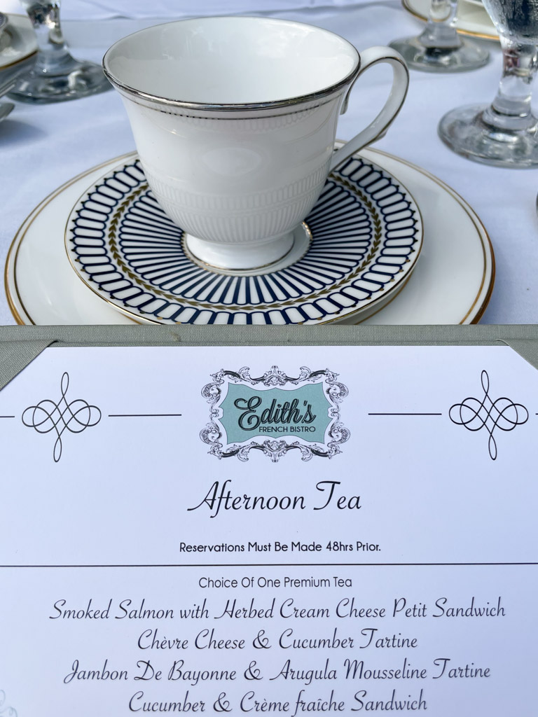 An afternoon high tea in Plano | Outside Suburbia