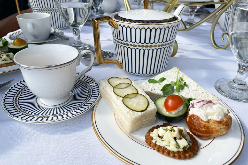 Afternoon High Tea in Plano | Outside Suburbia