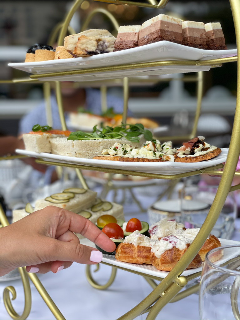 Afternoon High Tea in Plano, Texas | Outside Suburbia