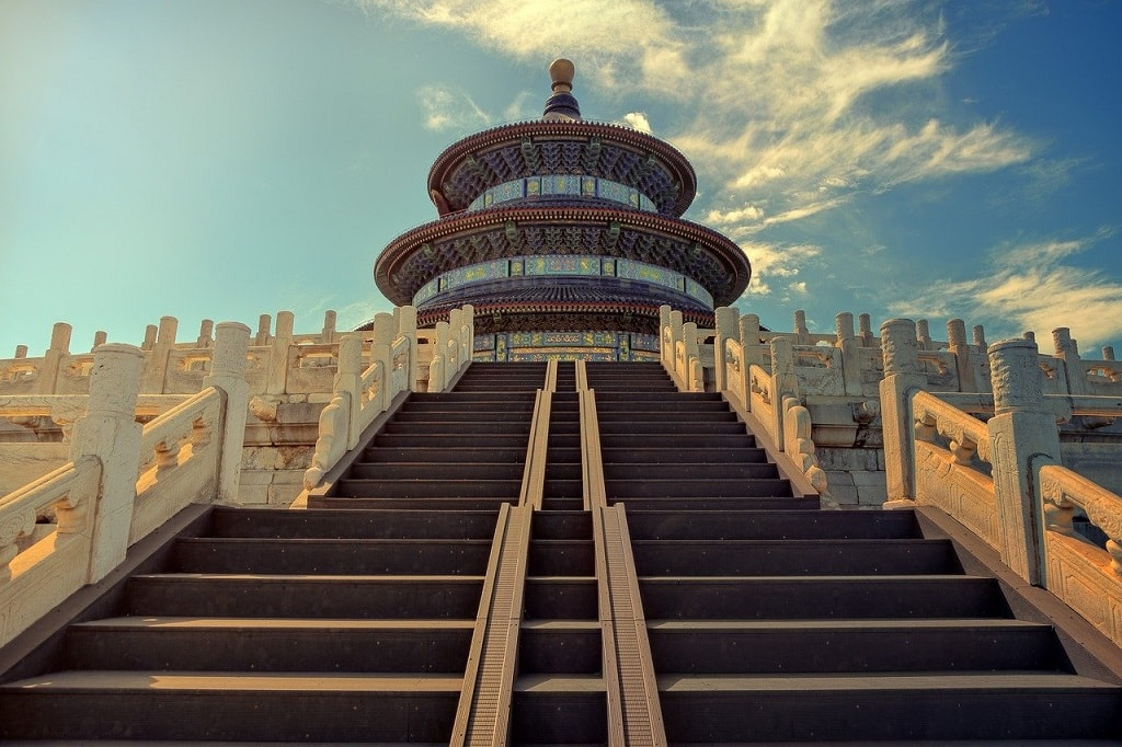 The Temple of Heaven, Beijing, China: 50 Magnificent & Famous Temples in Asia that you must visit