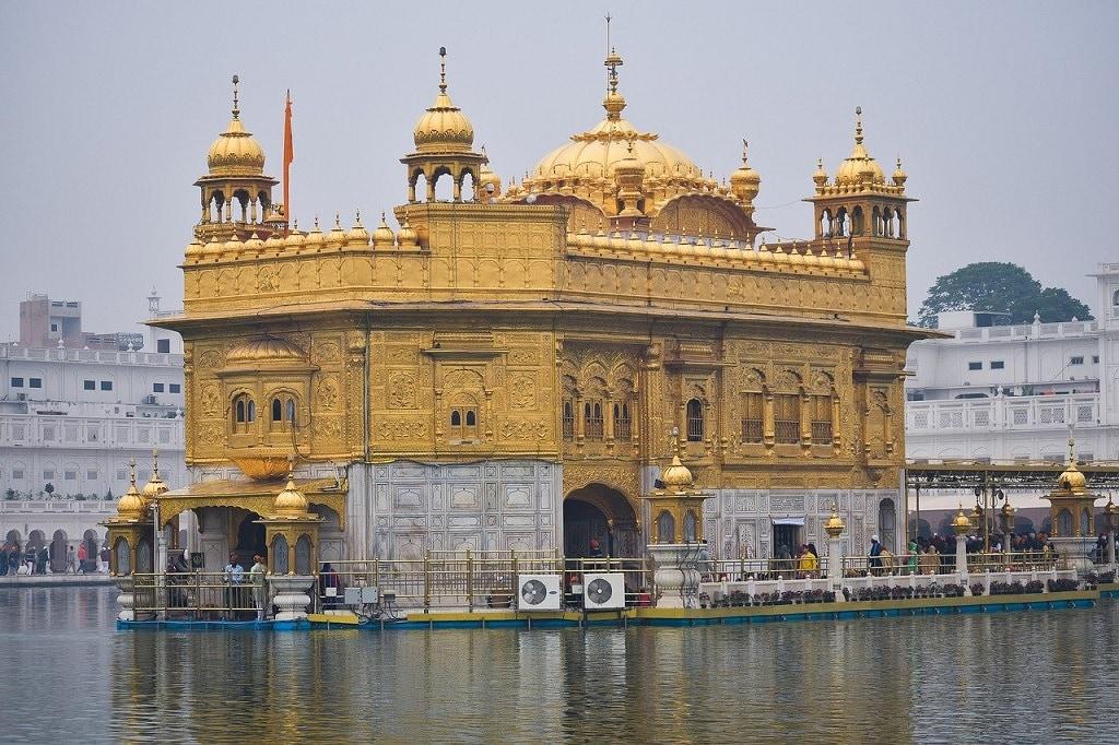 Golden Temple, Punjab, India