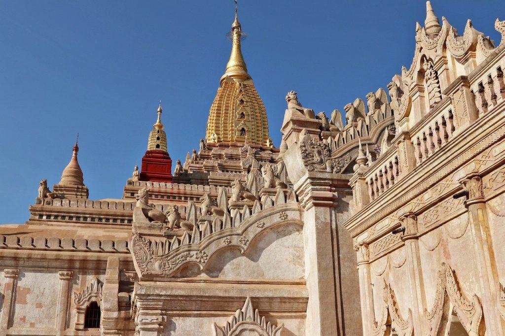 Ananda Temple, Bagan, Myanmar (Burma)
