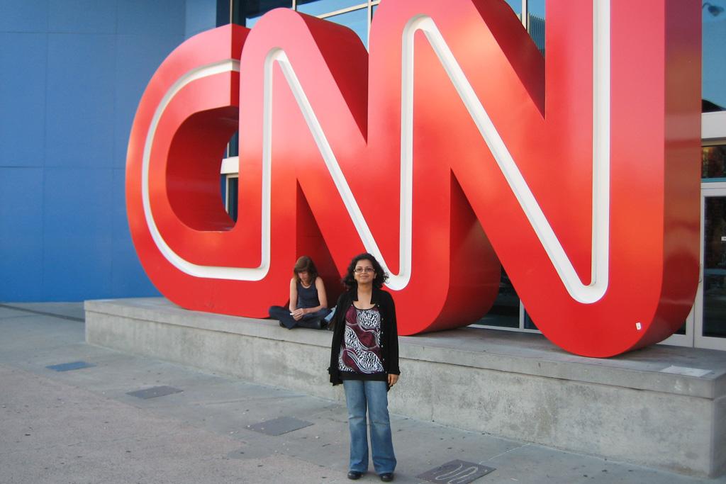 CNN Studio Tour in Atlanta