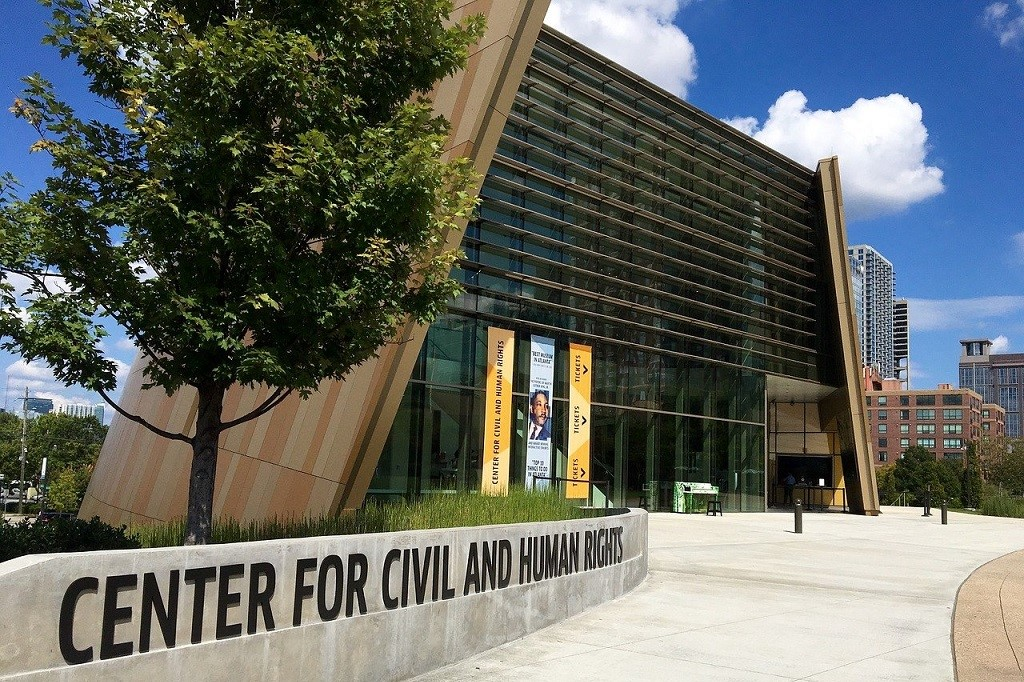 National Center for Civil and Human Rights, Atlanta