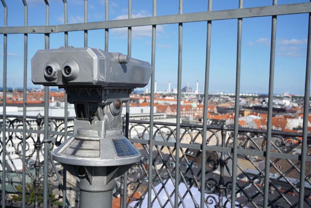 Rooftop view of Copenhagen | Outside Suburbia
