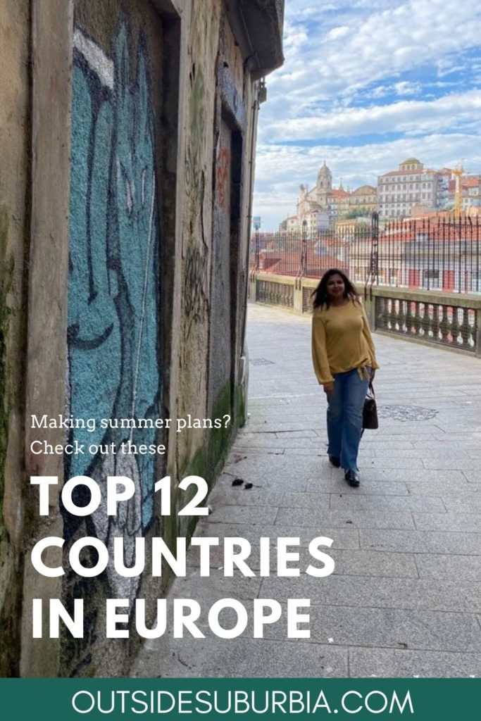 12 Very Best Countries in Europe to Visit | Outside Suburbia