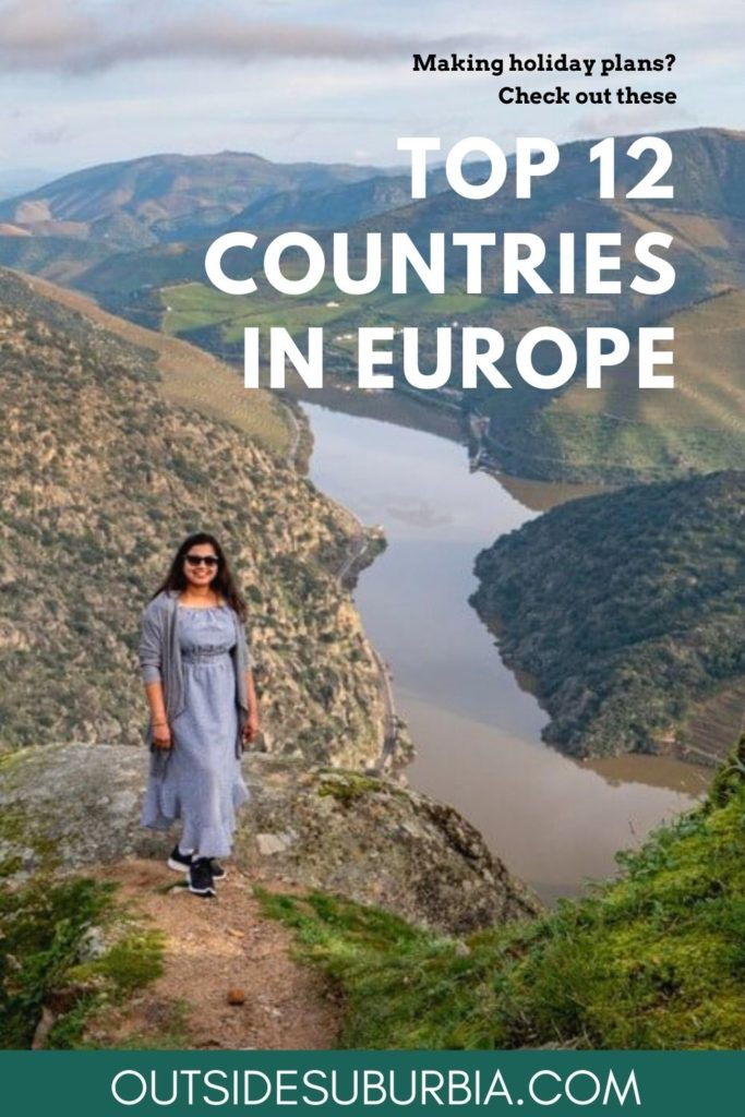 Top Countries in Europe to Visit | Outside Suburbia