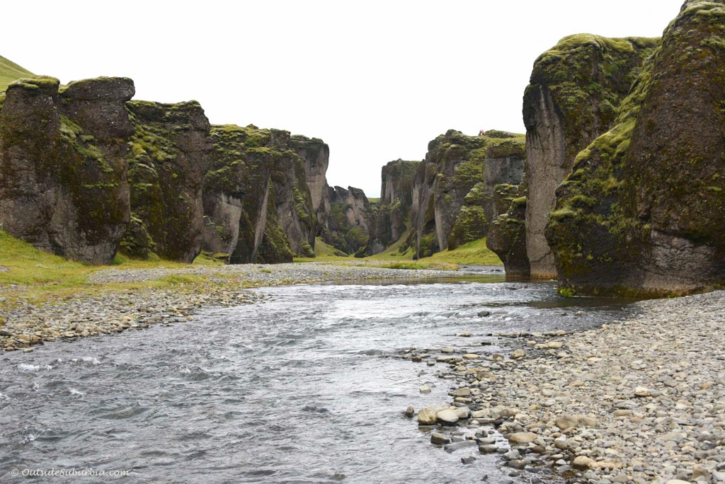 Fjaðrárgljúfur Canyon, South Coast Iceland | Outside Suburbia