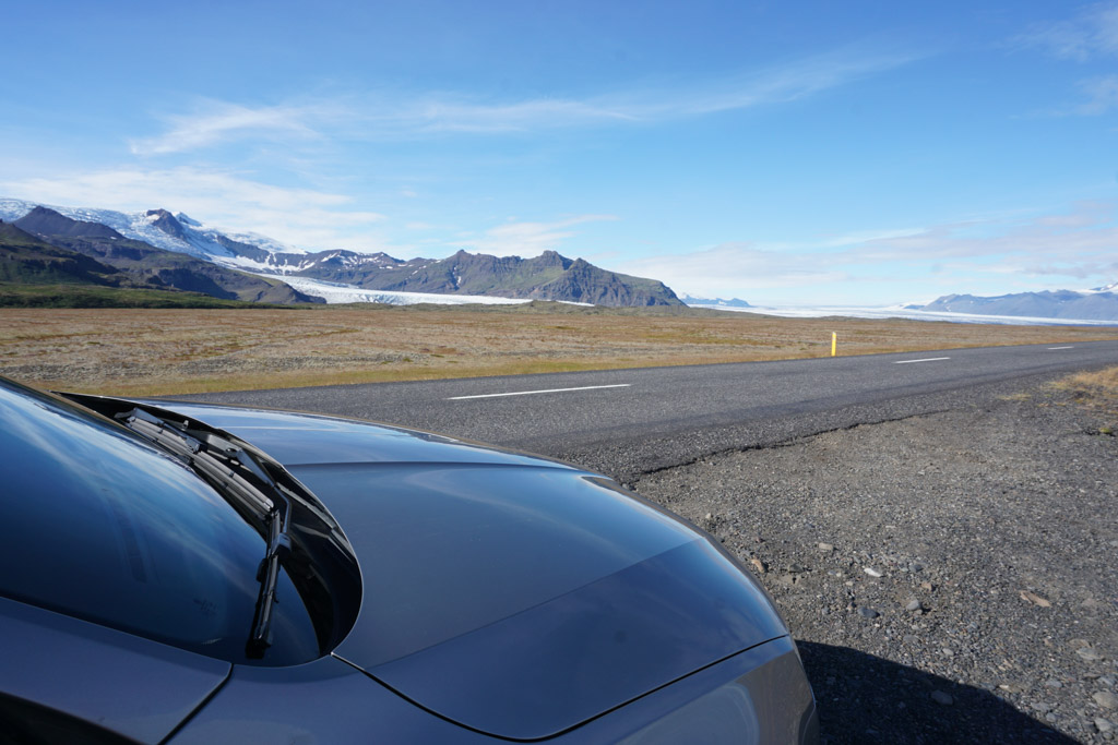 Driving on the Ring Road in Iceland | Outside Suburbia
