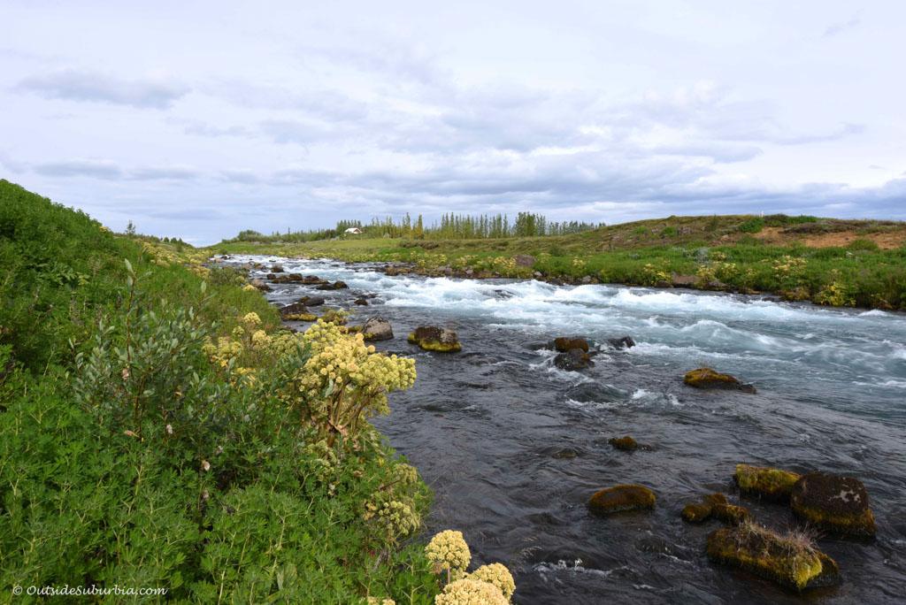 Hike to Iceland's Secret Waterfall   Outside Suburbia