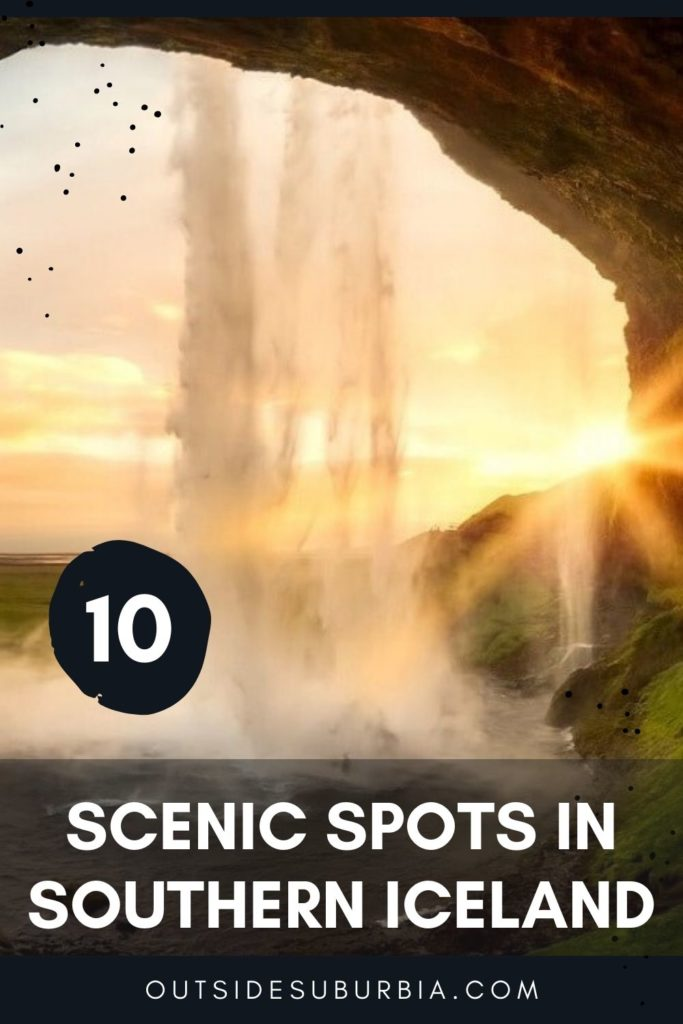 10 Scenic Spots in Iceland you MUST visit | Outside Suburbia