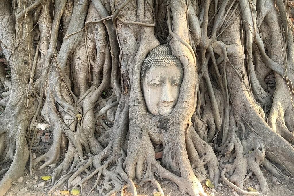 Wat Mahathat, Thailand