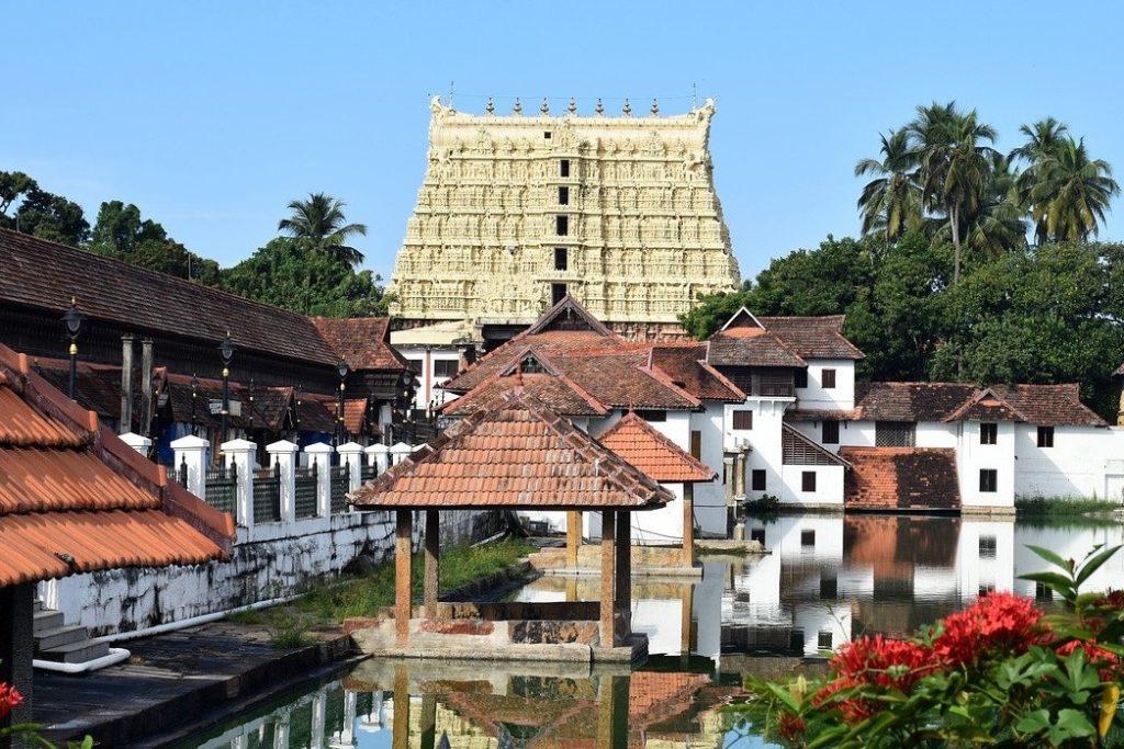 Sree Padmanabhaswamy Temple, Kerala, India