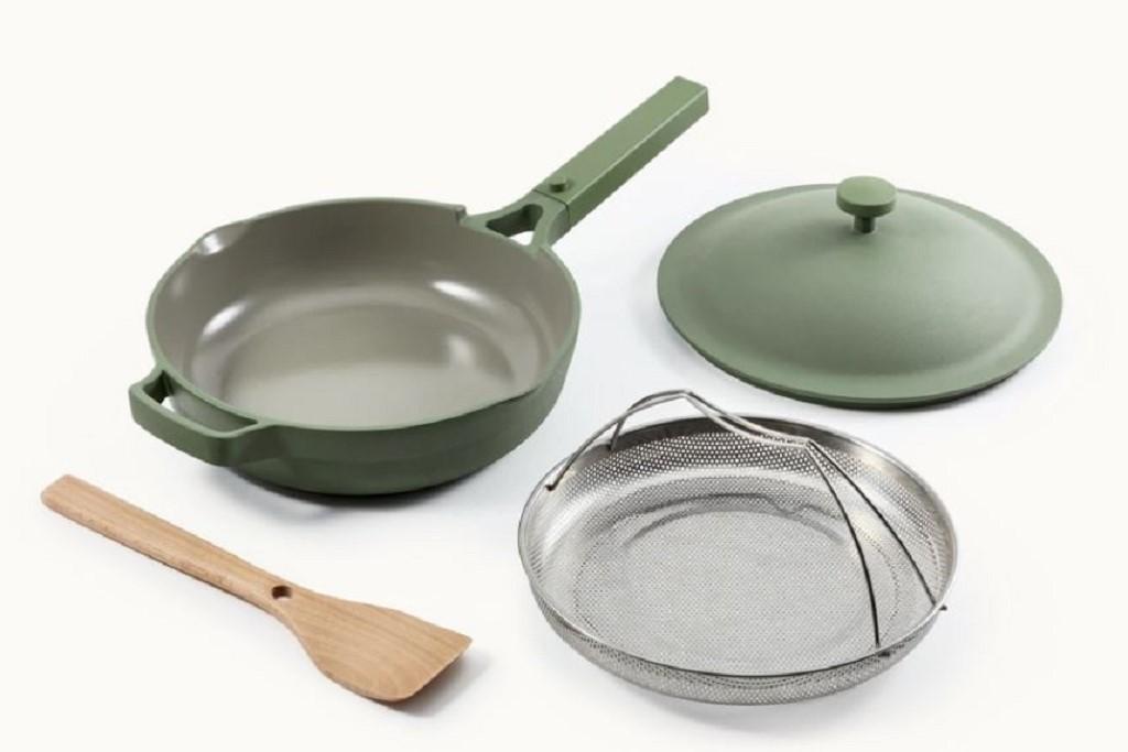 Non-toxic non-stick Multiuse pan