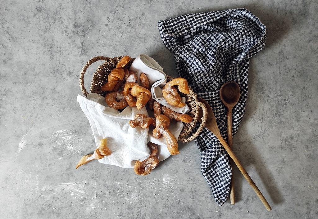 Kroštule: crispy, crumbly, and sweet Croatian comfort food   Outside Suburbia