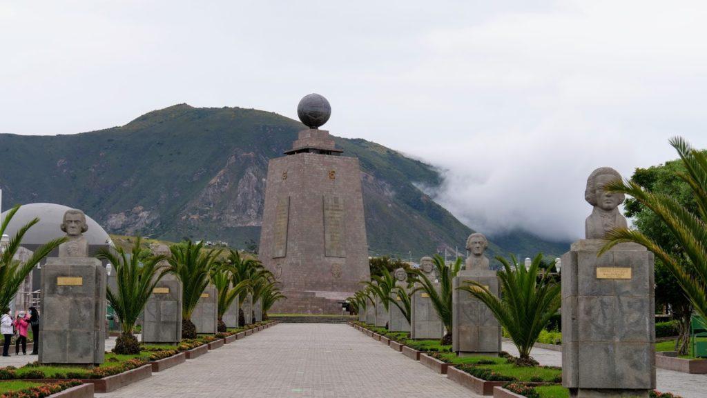 Mitad Del Mundo, original equator site in Ecuador | Outside Suburbia