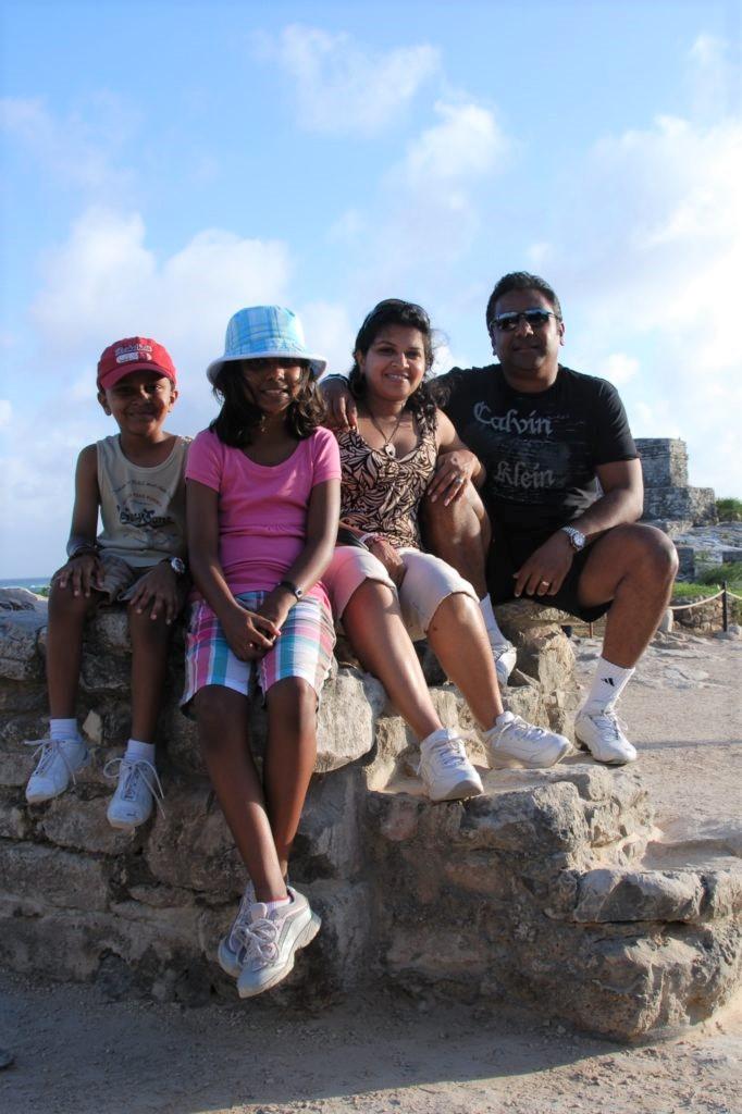 Tulum ruins Mexico | Outside Suburbia