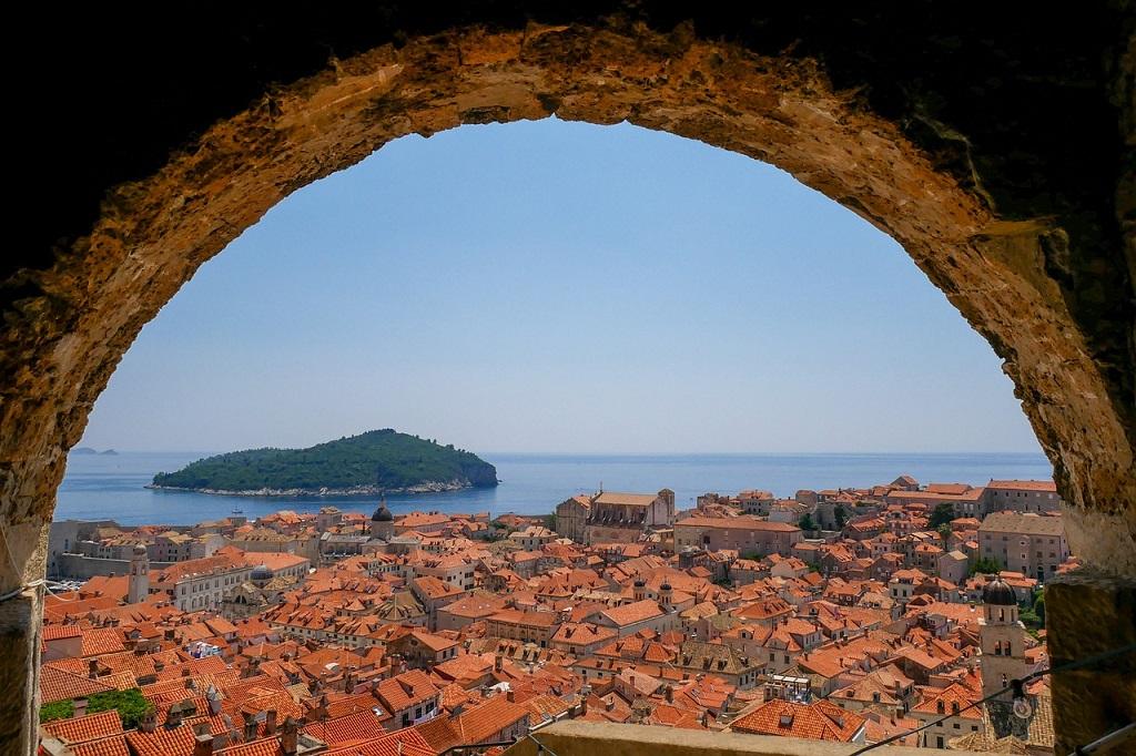 Dubrovnik on the Croatia Coast   Outside Suburbia