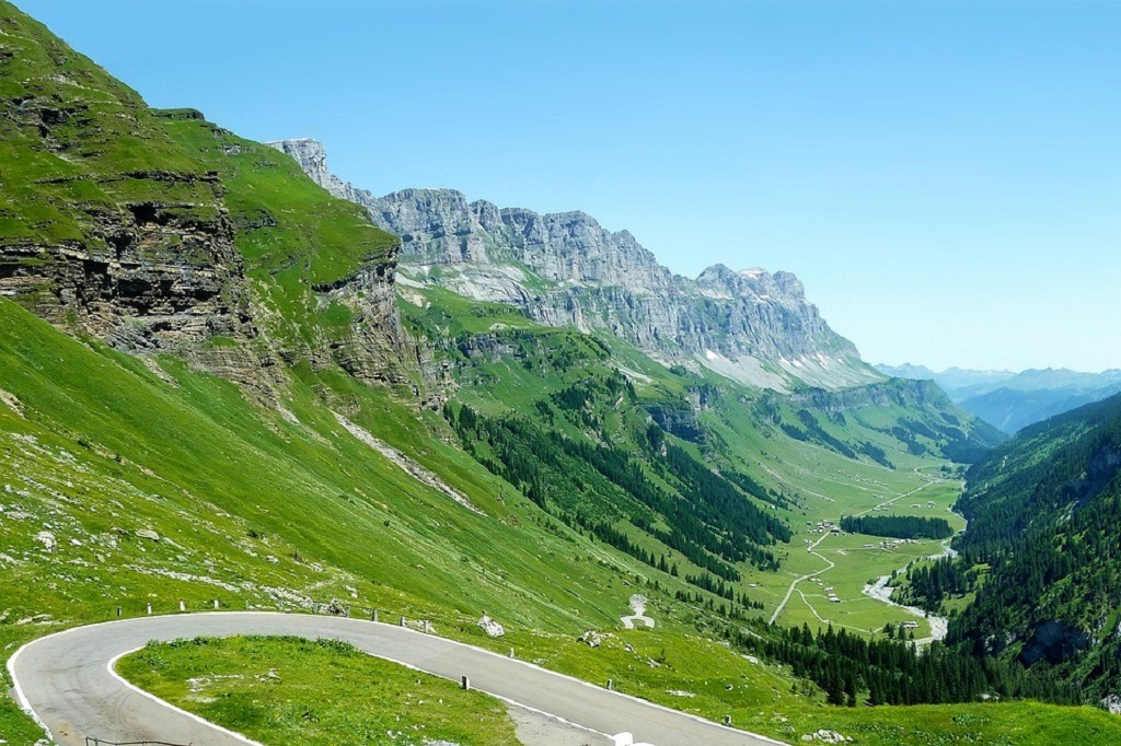 The very first major alpine passes in Europe | Outside Suburbia