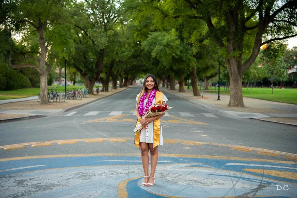 Sneha-ucdavis-graduation-2021