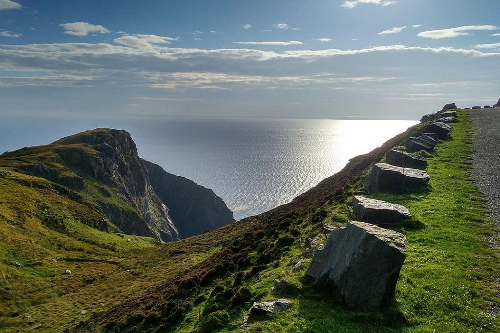 Somewhere on the Wild Atlantic Way in Ireland | Outside Suburbia