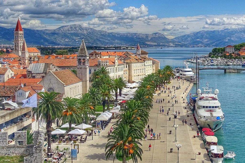 Trogir, Croatia   Outside Suburbia