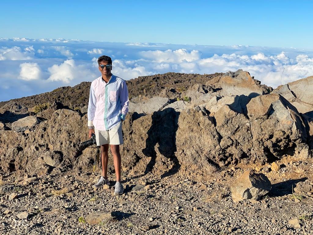 Moonlike landscape in Maui | Outside Suburbia