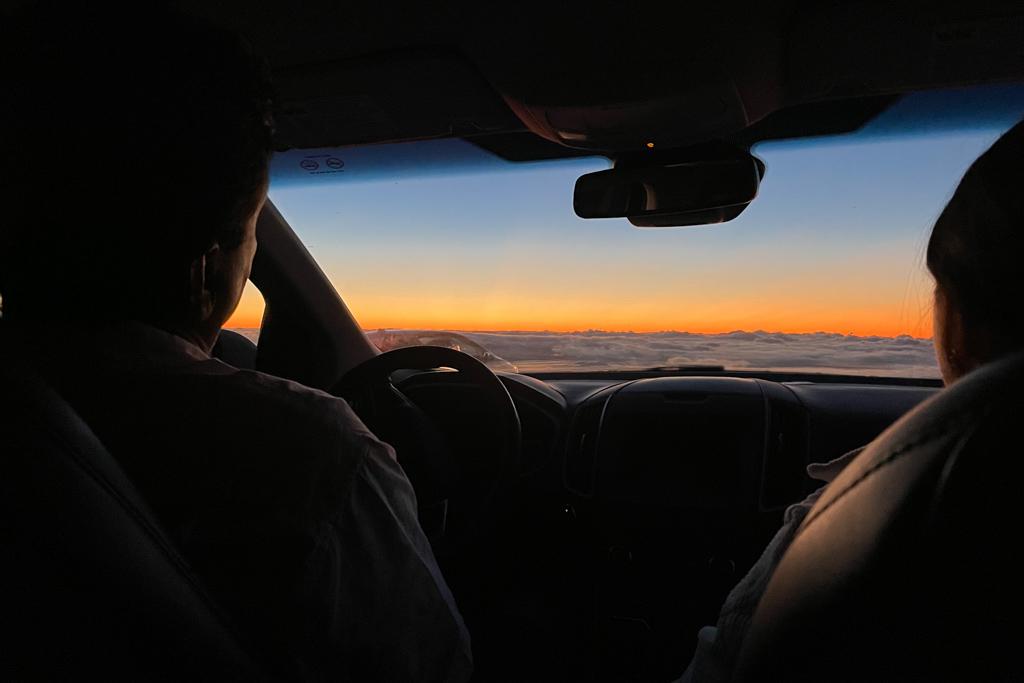 Sunset and Stargazing at Haleakala | Outside Suburbia