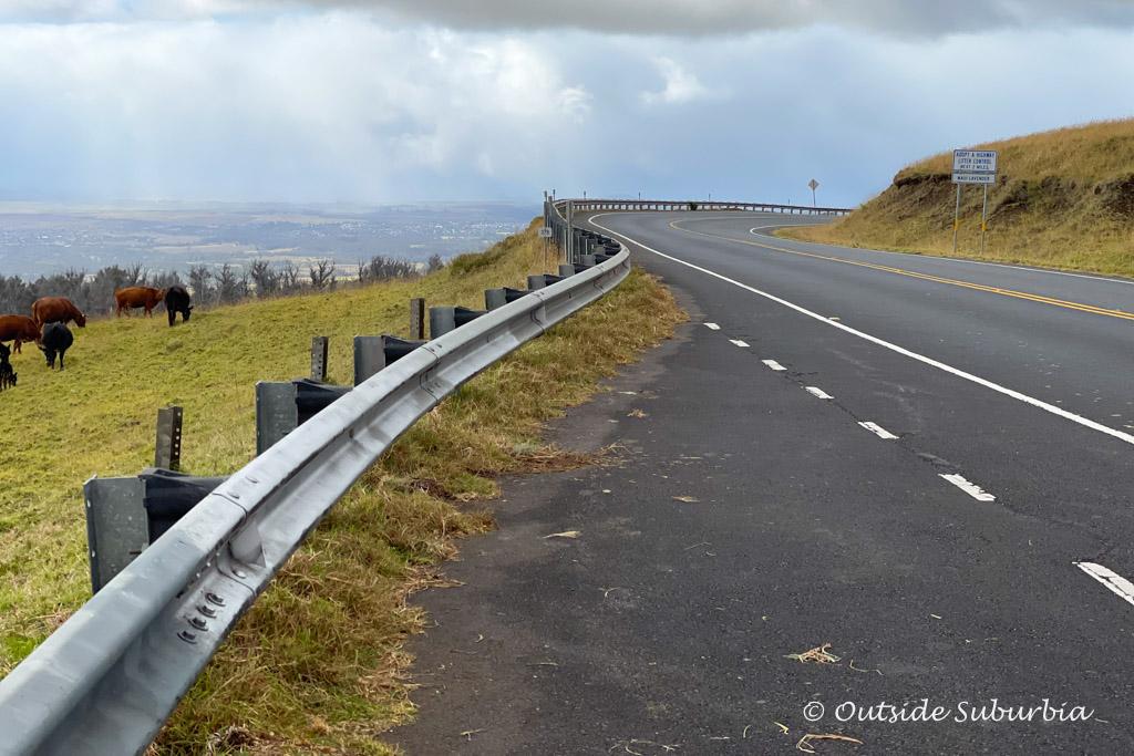The Summit & the driving up Haleakala National Park | Outside Suburbia