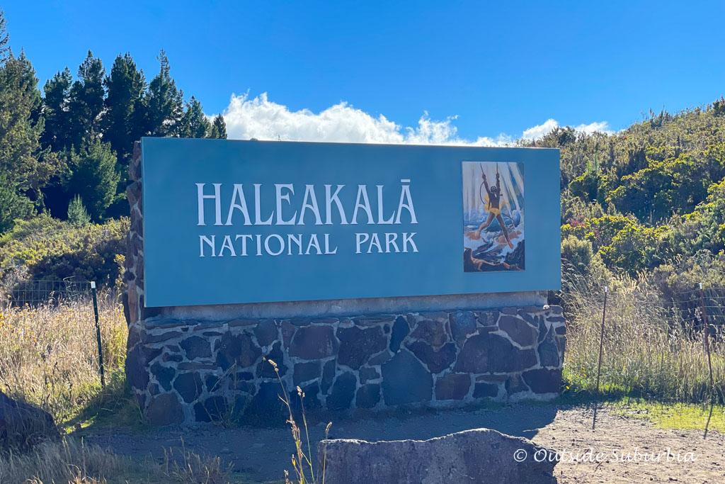 The Summit & the drive up Haleakala National Park | Outside Suburbia