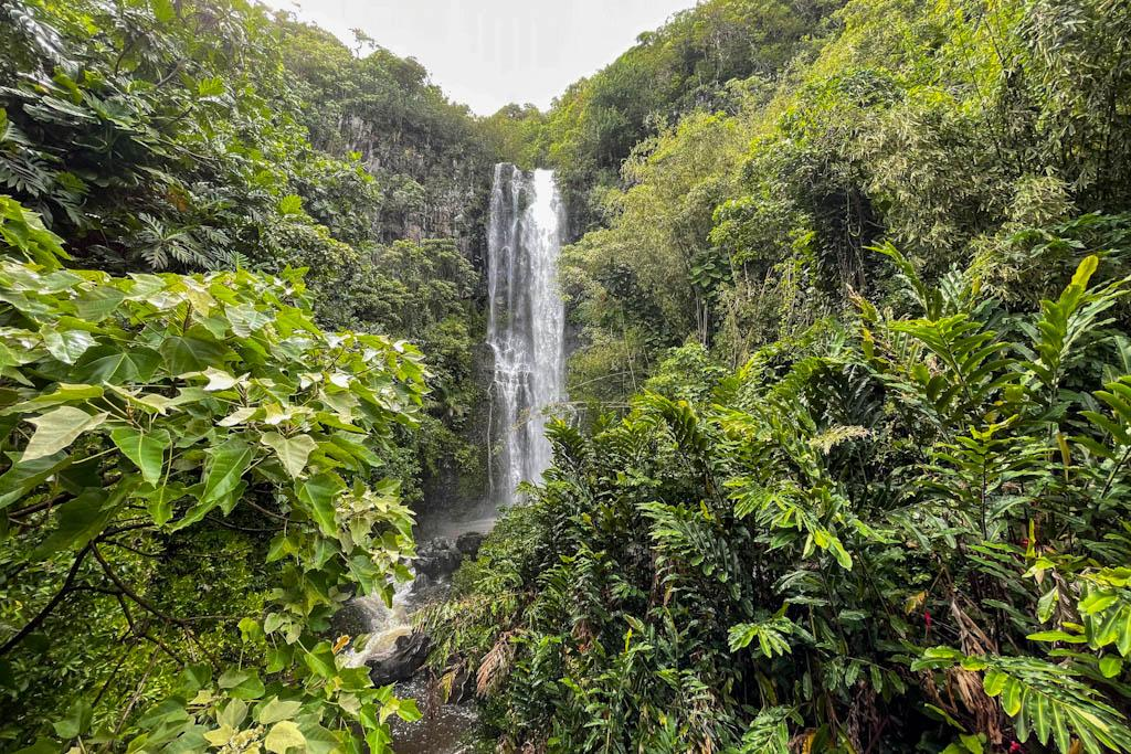 Wailua Falls on the Road to Hana Drive | Outside Suburbia