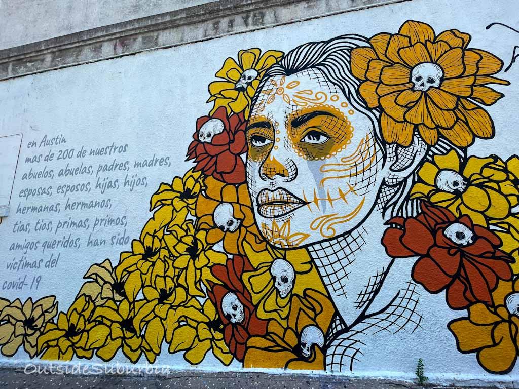 25 Best murals in Austin | OutsideSuburbia
