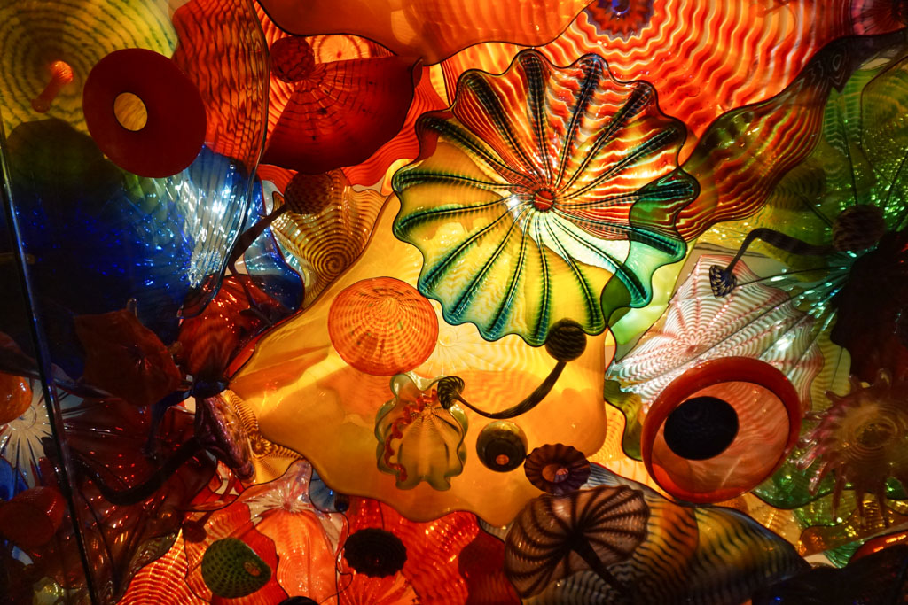 Chihuly Garden & Glass Museum in Seattle | Outside Suburbia