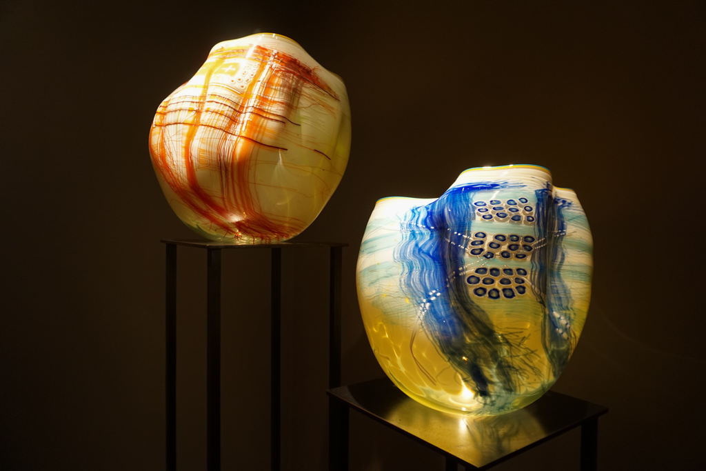 Chihuly Glass Museum in Seattle