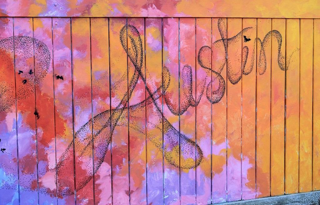 Colorful Austin Murals