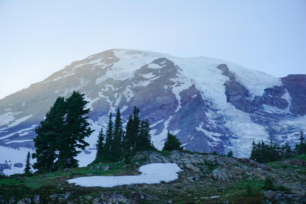Alta Vista viewpoint at Mt. Rainier | Outside Suburbia