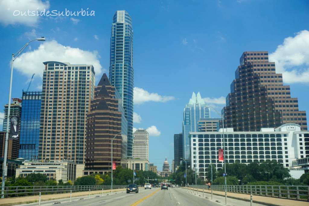The Frost Bank Tower is a skyscraper in Austin, Texas