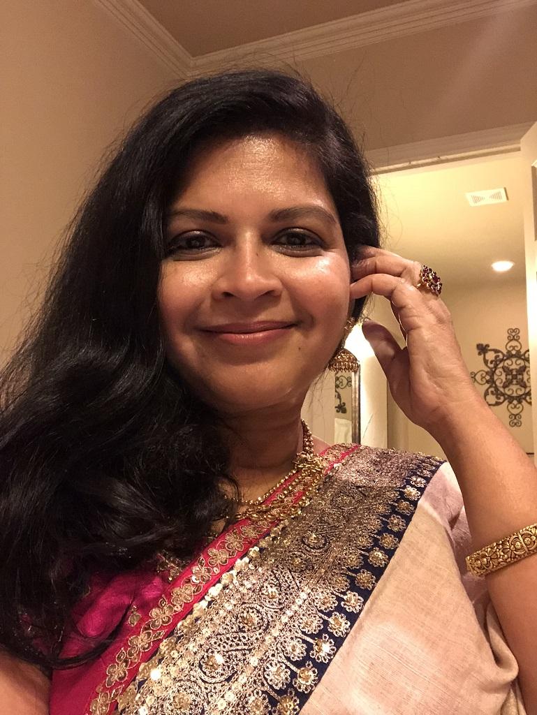 Sabyasachi Sari | Priya Vin | Outside Suburbia