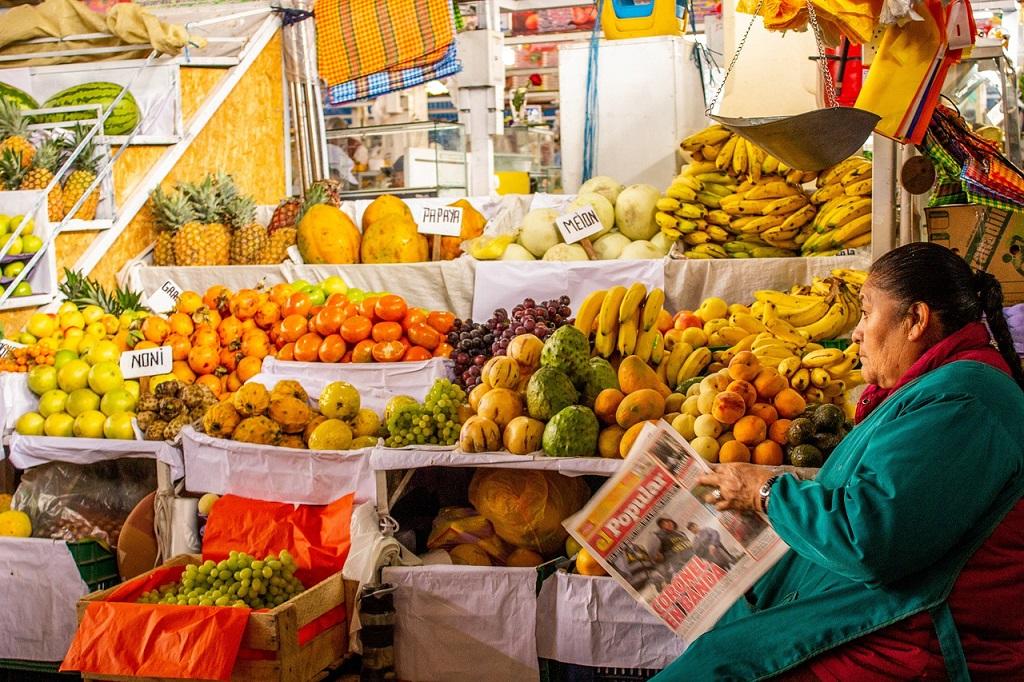 Peru Food tour | Outside Suburbia