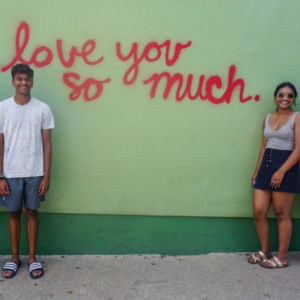 I love you so much, Austin Mural | Outside Suburbia