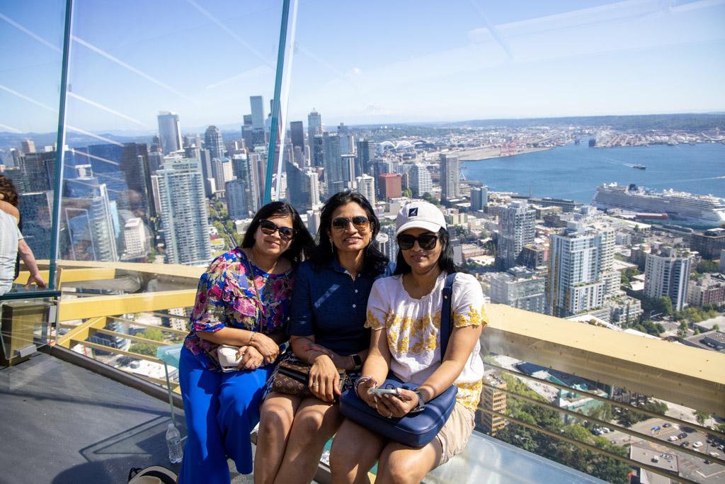 Girls Weekend Getaway in Seattle   Outside Suburbia