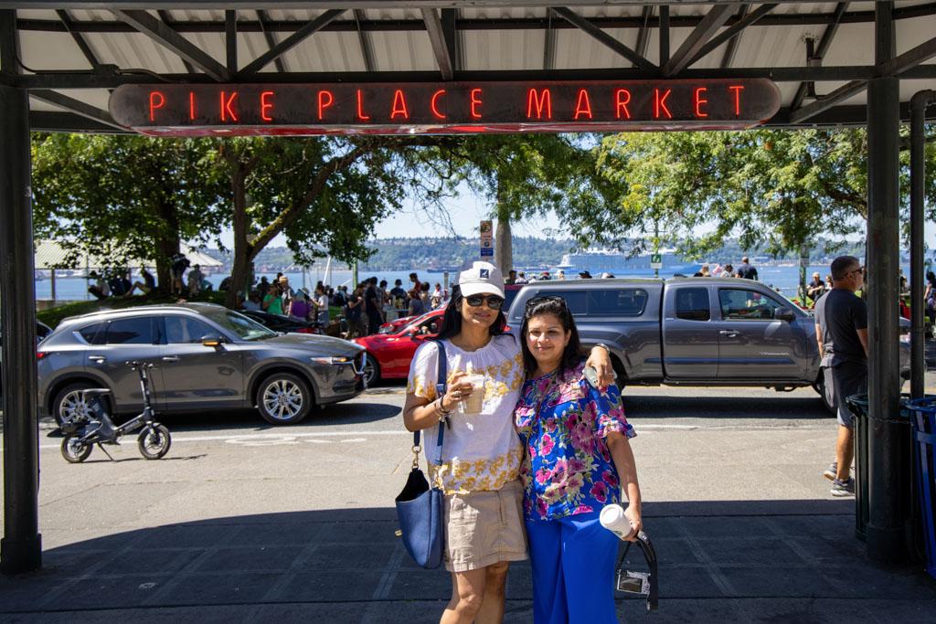Seattle Girls Weekend Getaway   Outside Suburbia