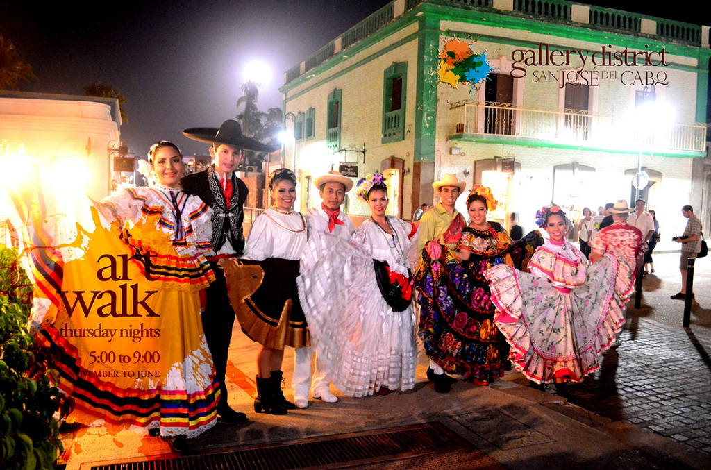 Art Walk and Gallery stroll in San Jose del Cabo