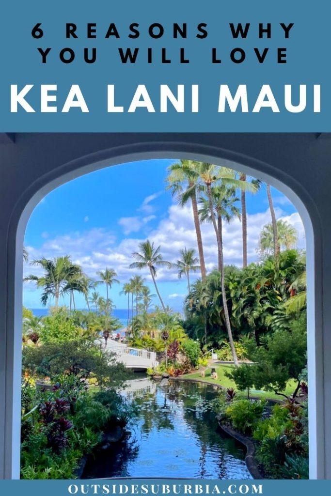 Best Resort in Maui for families | OutsideSuburbia