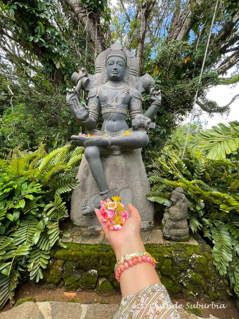 Hawaii Siva Temple & Monastery   OutsideSuburbia