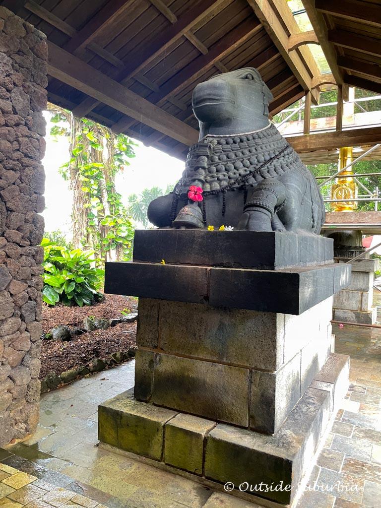 Kauai Hindu Temple & Monastery   OutsideSuburbia